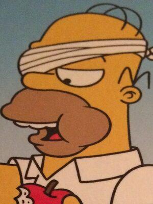 Bien essayé mais c'est Les Simpsons - Product