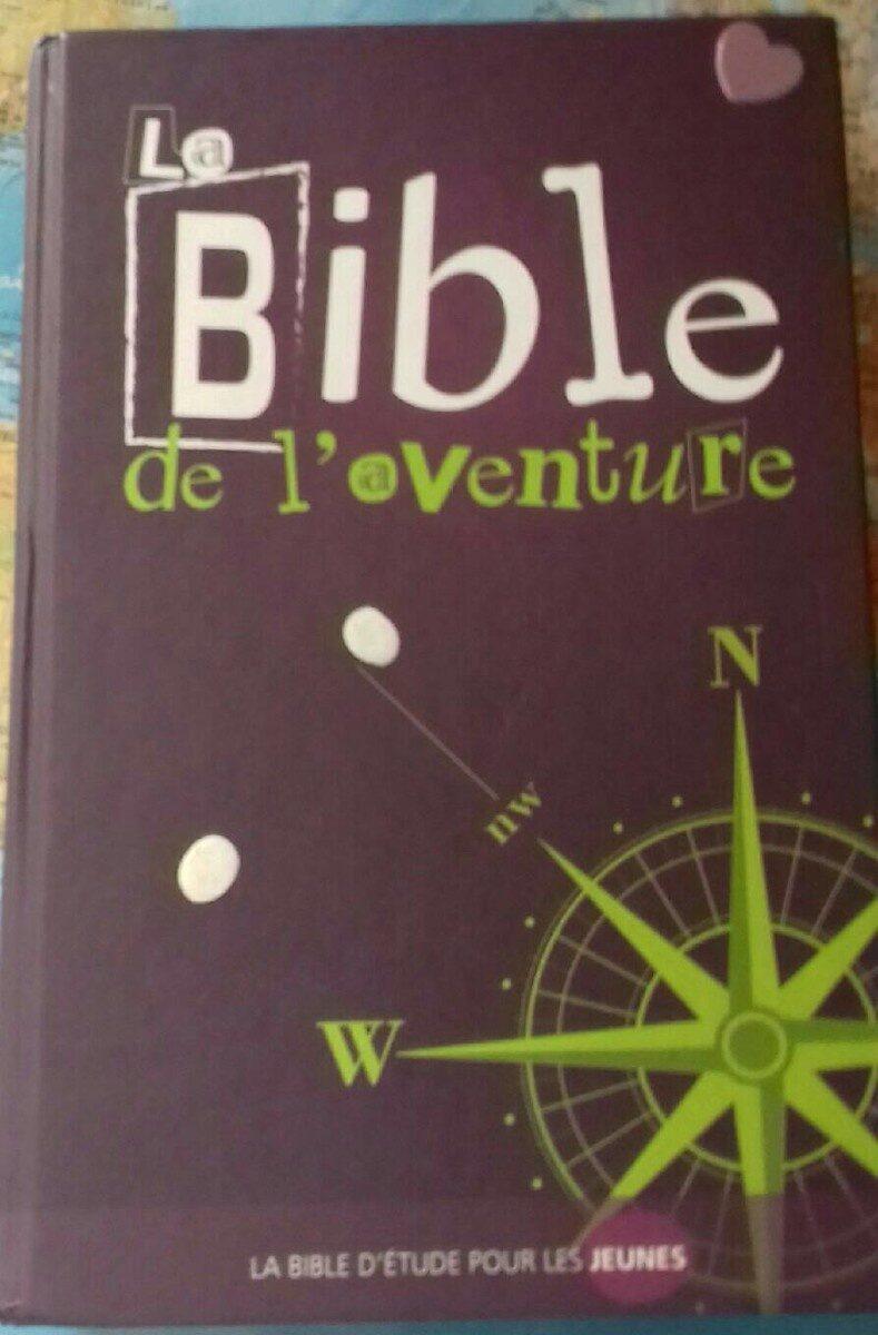 Bible de L'aventure - Product - fr