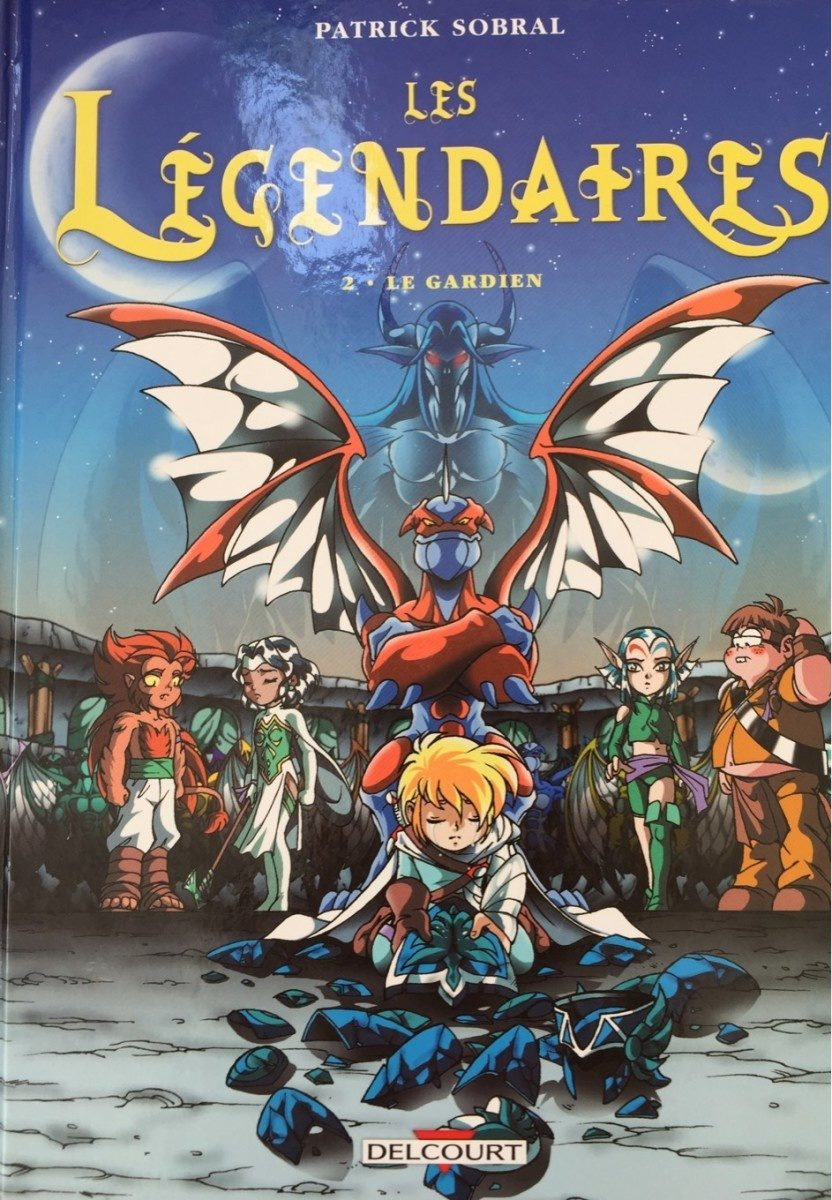 Les Légendaires 02 Le Gardien - Product