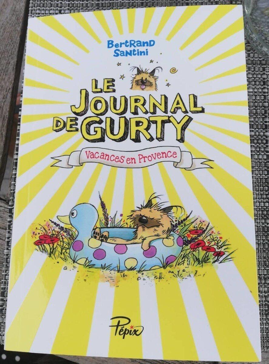 Le Journal de Gurty (Vacances en Provence) - Product - fr