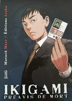 Ikigami - tome 1 - Product