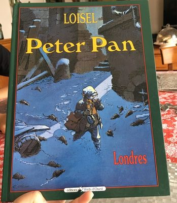 Peter Pan - Londres - Product