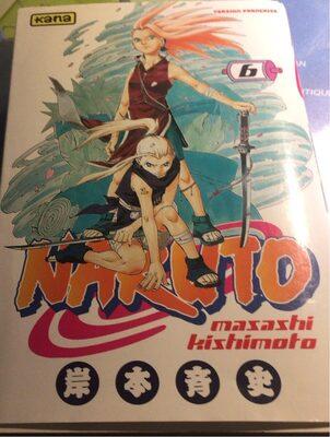Naruto T.6 Kishimoto, Masashi, Poche - Product - fr