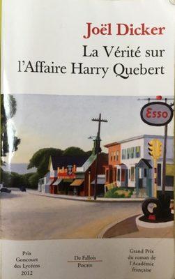 La Verite Sur L'affaire Harry Quebert - Product