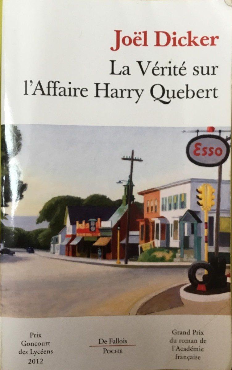 La Verite Sur L'affaire Harry Quebert - Product - fr
