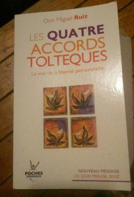 Les Quatre Accords Toltèques: Nouvelle édition - Produit