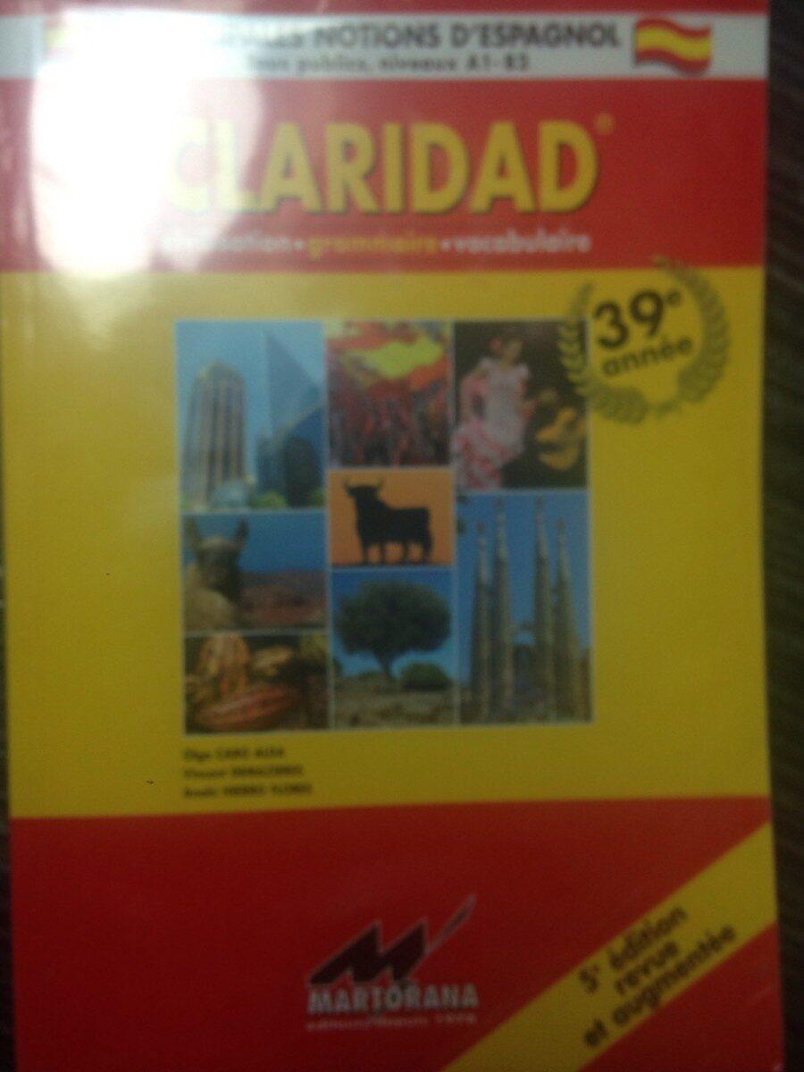 Claridad - Product - fr