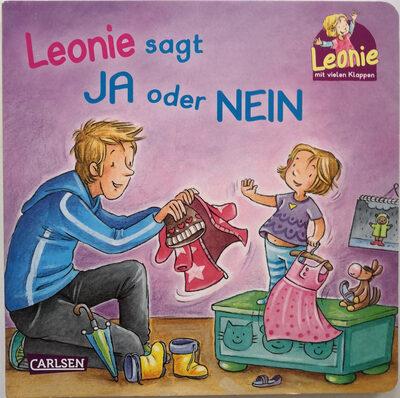 Leonie sagt Ja oder Nein - Product - de
