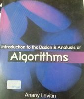 Introduction to Design and Analysis of Algorithms - Product
