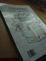 Libro de chocolate - Product - es