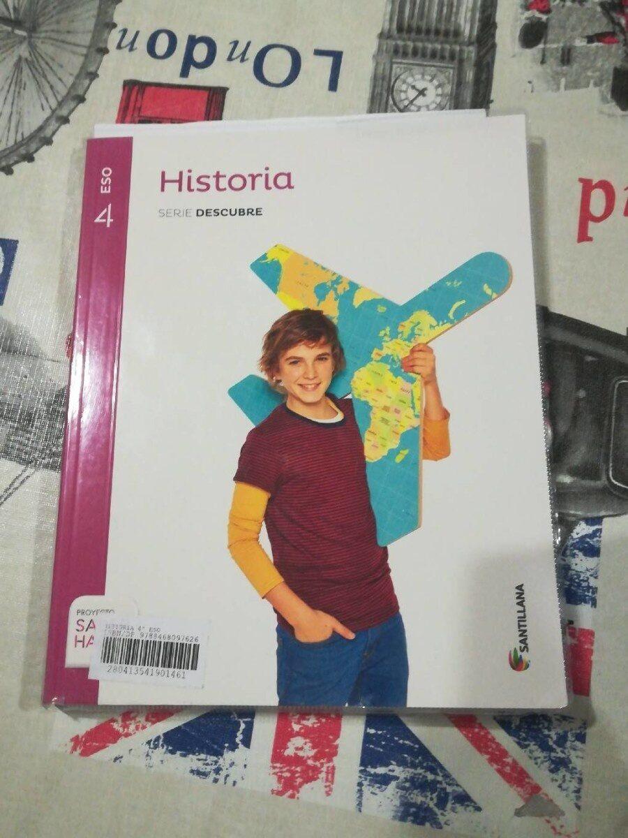 Libro de historia 4ºESO - Product - es