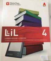 Llil: llengua catalana i literatura - Product