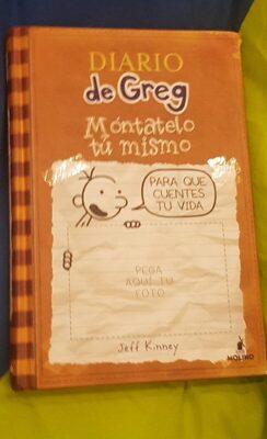 Libro diario de greg - Product - es