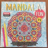Mandala fun - Ingredients