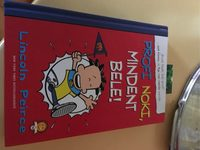 Livre Big Nate en hongrois T4 - Ingredients