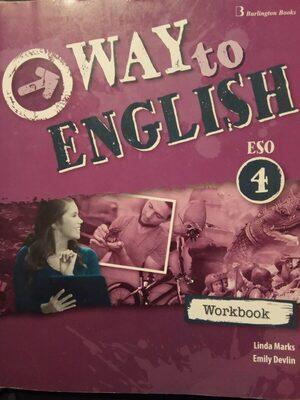 Workbook WAY to ENGLISH ESO 4 - Product - es