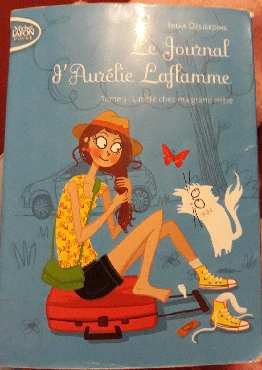 Le journal d'Aurélie Laflamme - Product