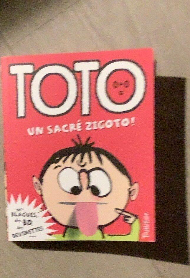 Le livre de toto lol - Product - fr