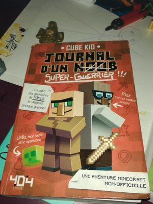 Journal d'un noob - Product - fr