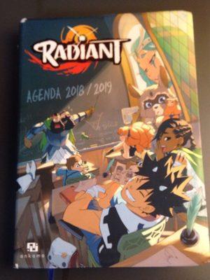 Agenda Radiant - Product