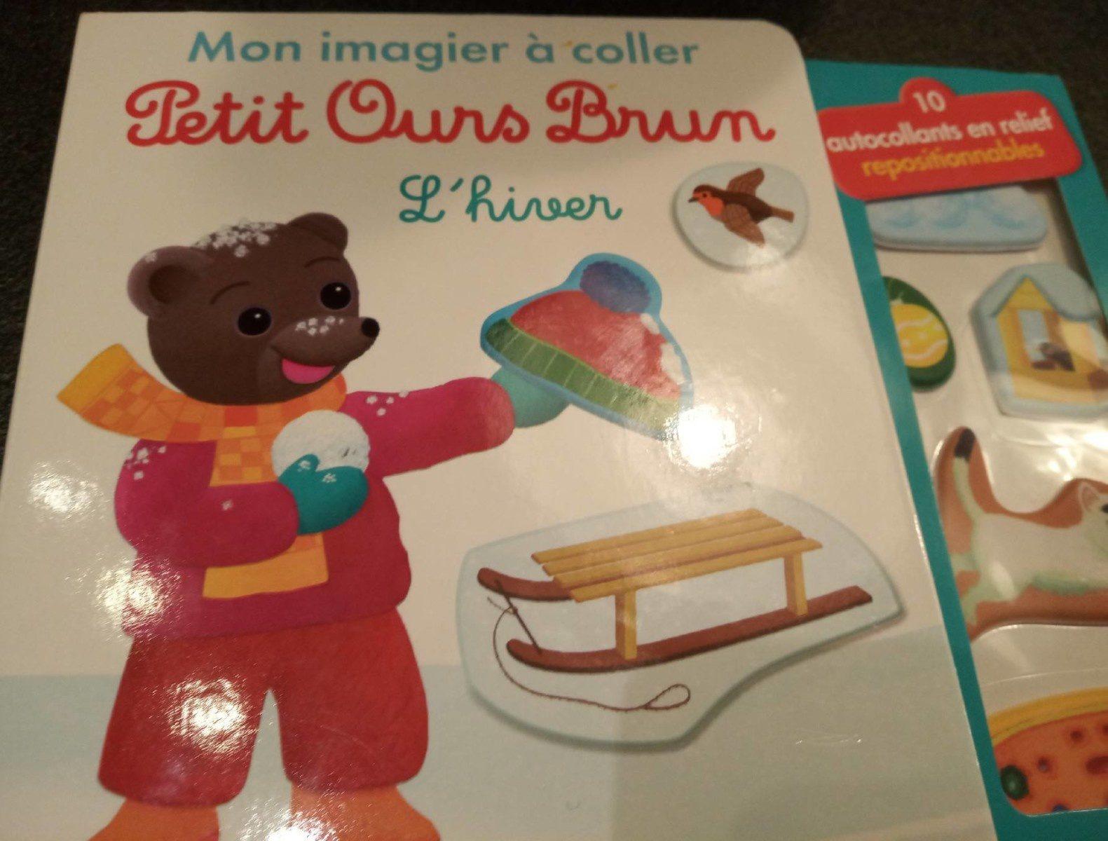 Petit ours brun - Produit