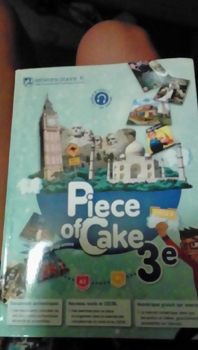 Piece of Cake - Produit
