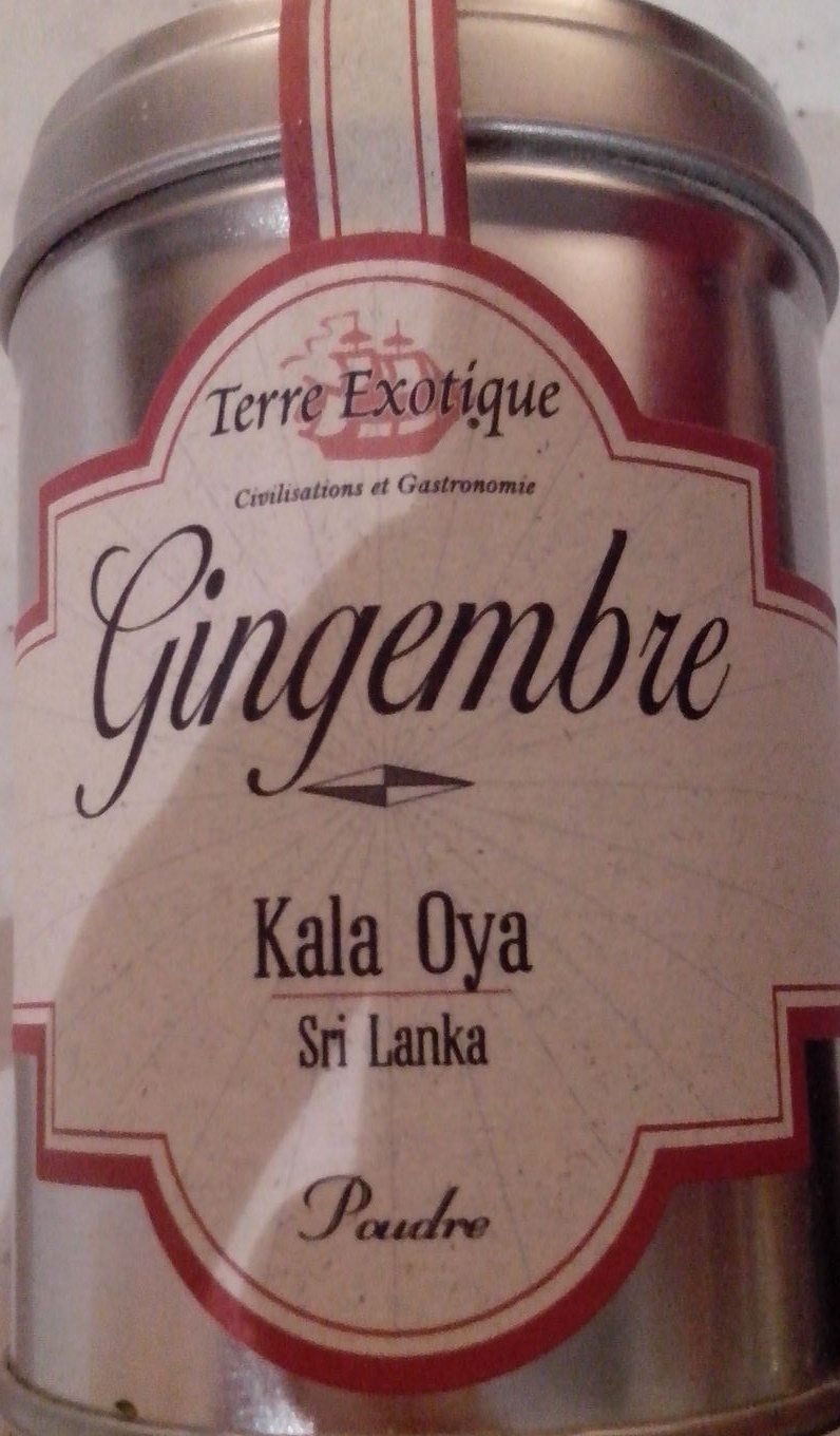 Gingembre - Product - fr